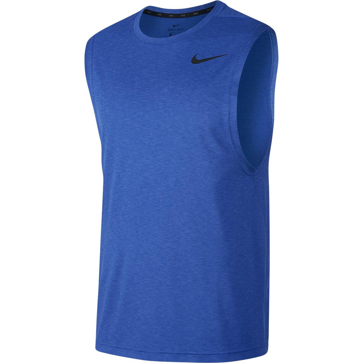 Regata Nike Breathe Tank Muscle Hyper Masculina  920de495df5