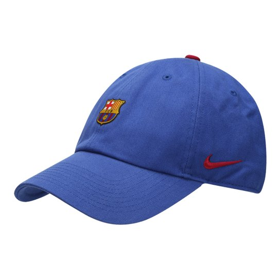 605efd2270 Boné Barcelona Nike Aba Curva H86 Core - Compre Agora