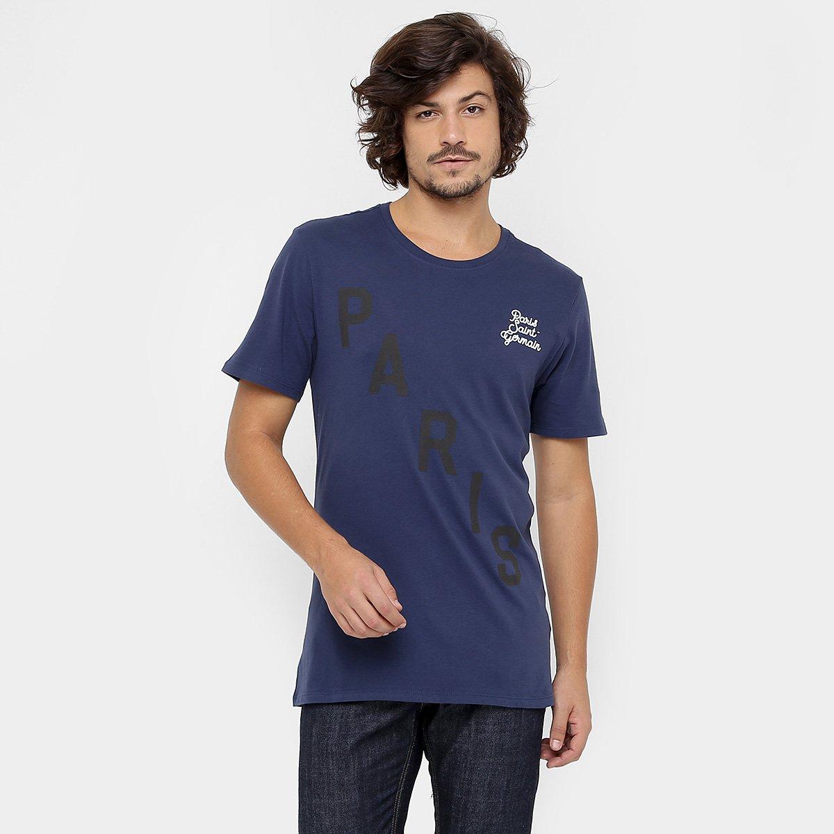 a65070e4158d8 Camiseta Paris Saint-Germain Tee Squadra Nike Masculina