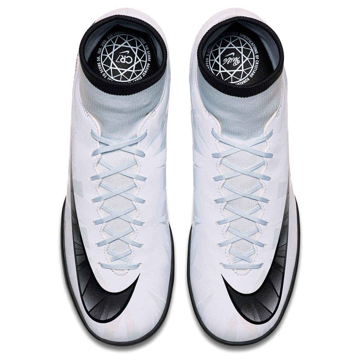 4fc1dfa40f Chuteira Society Nike Mercurial Victory 6 CR7 DF TF