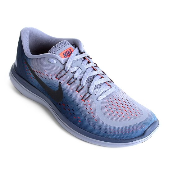 931b25dcd63 Tênis Nike Flex Run Masculino - Azul - Compre Agora