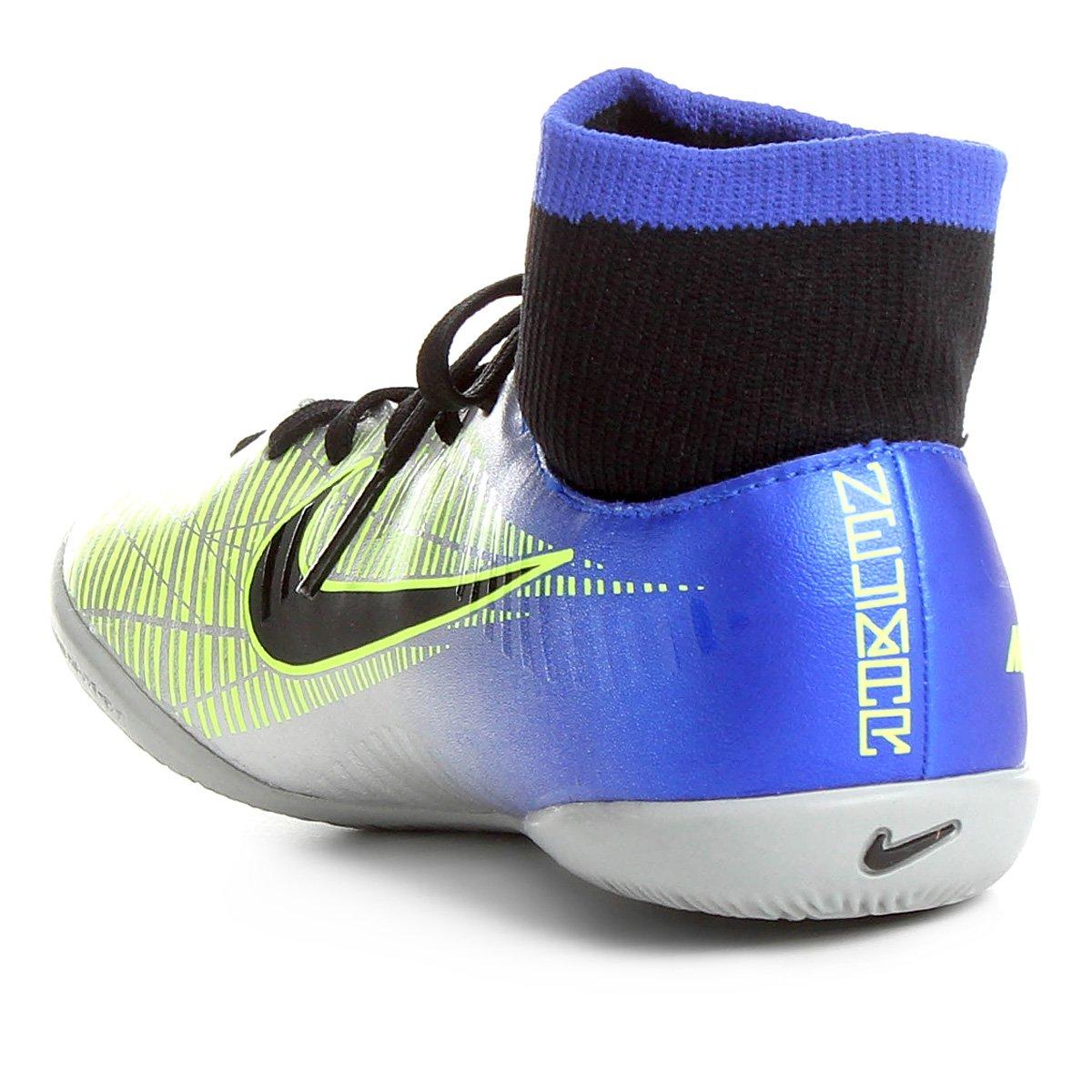 82957da4e Chuteira Futsal Infantil Nike Mercurial Victory 6 DF Neymar Jr IC ...