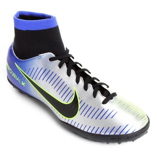 Chuteira Society Nike Mercurial Victory 6 DF Neymar Jr TF - Compre ... 147e545388850