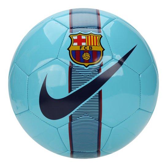 Bola Futebol Campo Barcelona Nike Supporters - Compre Agora  f5b19cb16470a