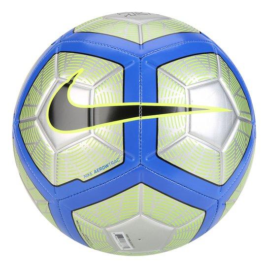 Bola Futebol Campo Nike Neymar Strike - Azul e Preto - Compre Agora ... 7189b6082fdf6