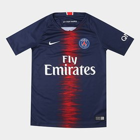 25c3c2497 Camisa Paris Saint-Germain Third 17 18 s n° - Torcedor Nike ...