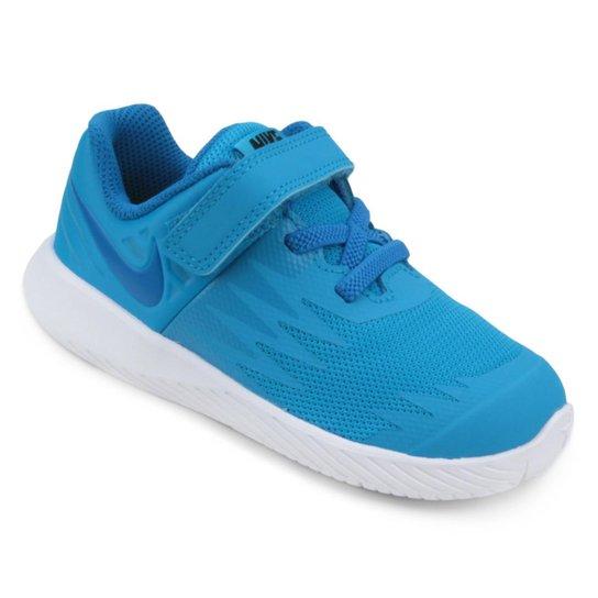Tênis Infantil Nike Star Runner - Azul - Compre Agora  23087bc4a7764
