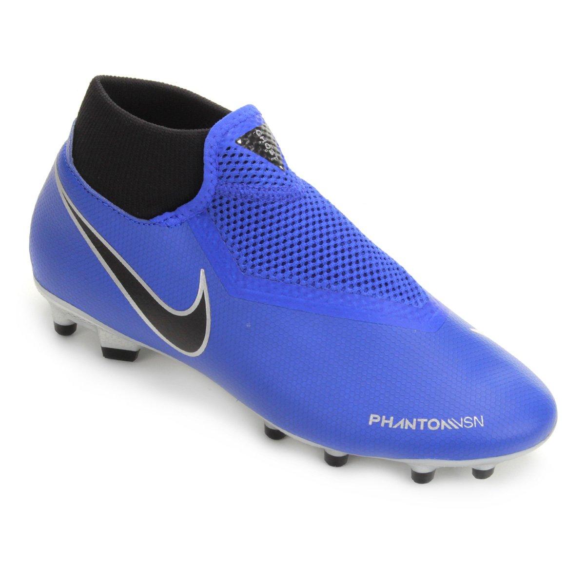 0464455a86 Chuteira Campo Nike Phantom Vision Academy DF FG