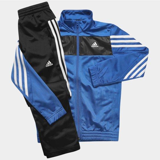 Agasalho Adidas YB TS TRN KN OH Infantil - Compre Agora  33bb2eec3455f