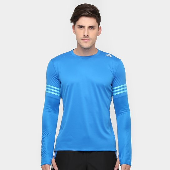 74c54113d Camiseta Adidas Response Manga Longa - Compre Agora