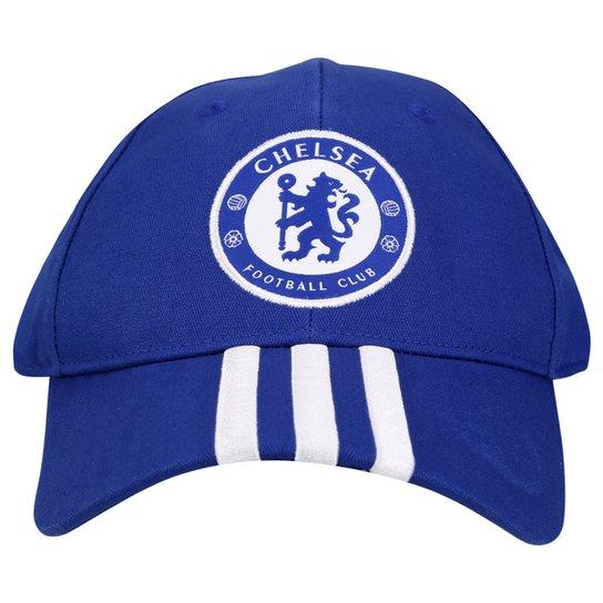 Boné Adidas Chelsea 3S - Compre Agora  a6834424b9a21