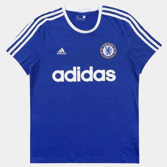 4792d5f4f8b Camiseta Adidas Chelsea Retrô - Compre Agora