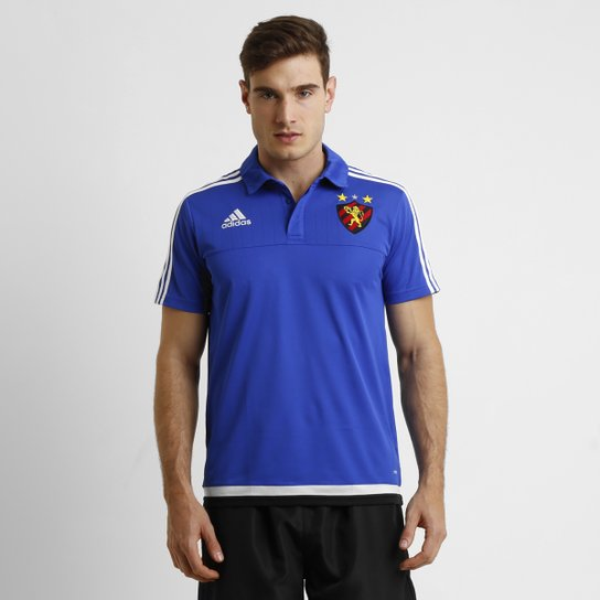 Camisa Polo Sport Recife Adidas Viagem Masculina - Compre Agora ... e973a0ca91829