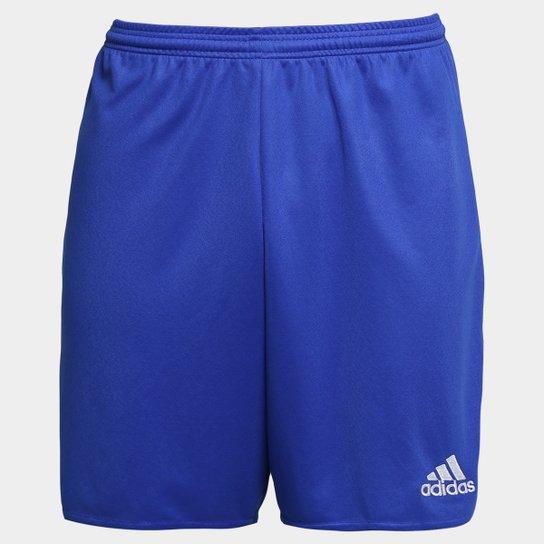 Calção Adidas Parma - Azul - Compre Agora  a53af1efcfcb0