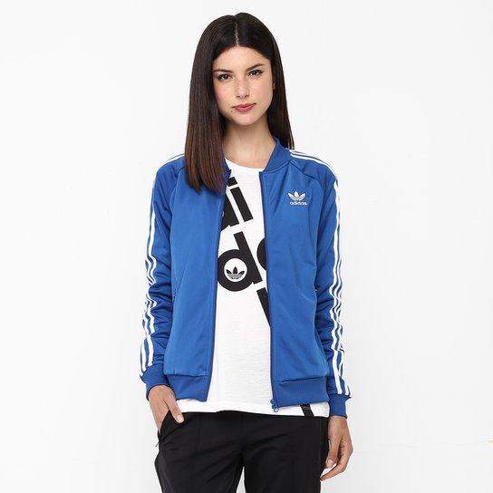 822181d06 Jaqueta Adidas Originals Supergirl TT   Netshoes