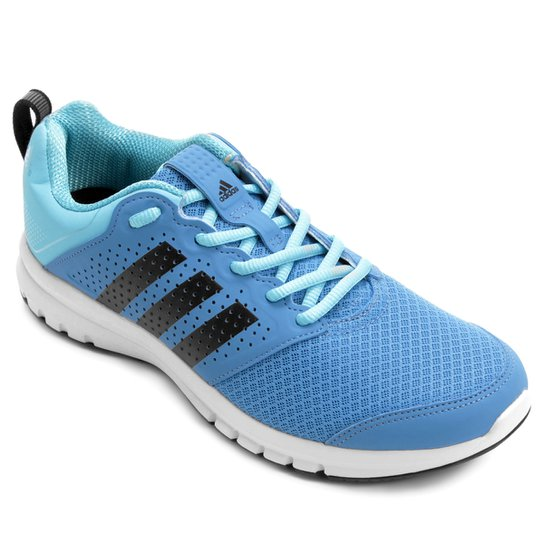 17a0f145077 Tênis Adidas Madoru - Azul Royal+Preto