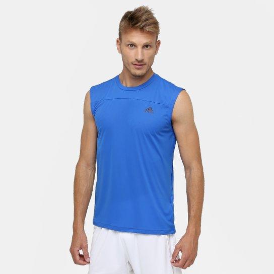 Camiseta Regata Adidas ESS Plain LW Masculina - Compre Agora  463e6de289de1