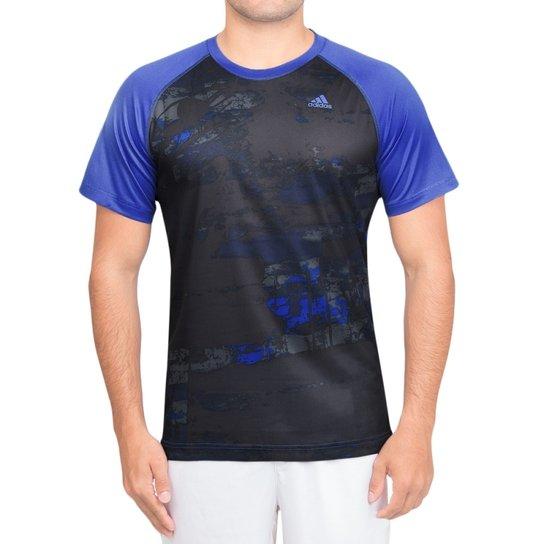 1cf0b1d8cb15e Camiseta Adidas Base Plain Graf - Compre Agora