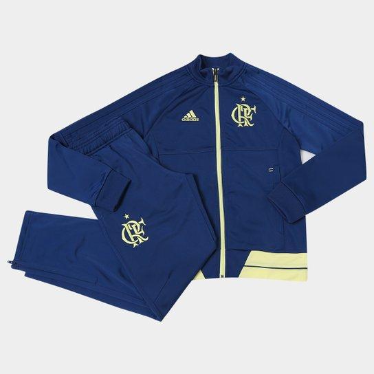 7d9a5073170d8 Agasalho Adidas Flamengo Viagem Infantil - Compre Agora
