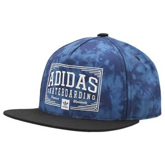 Boné Adidas Aba Reta Tiedye Snapb Masculino 969edf5dd55