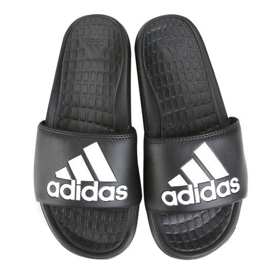 5480670d7005e Chinelo Slide Adidas Voloomix Masculino - Preto | Netshoes