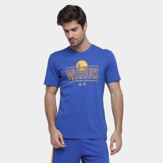 4fa8bd619b Camiseta Adidas NBA 2 Golden State Warriors - Compre Agora