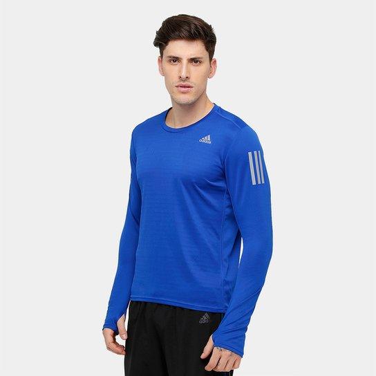 8f7482ac4 Camiseta Adidas Response Manga Longa Masculina - Compre Agora