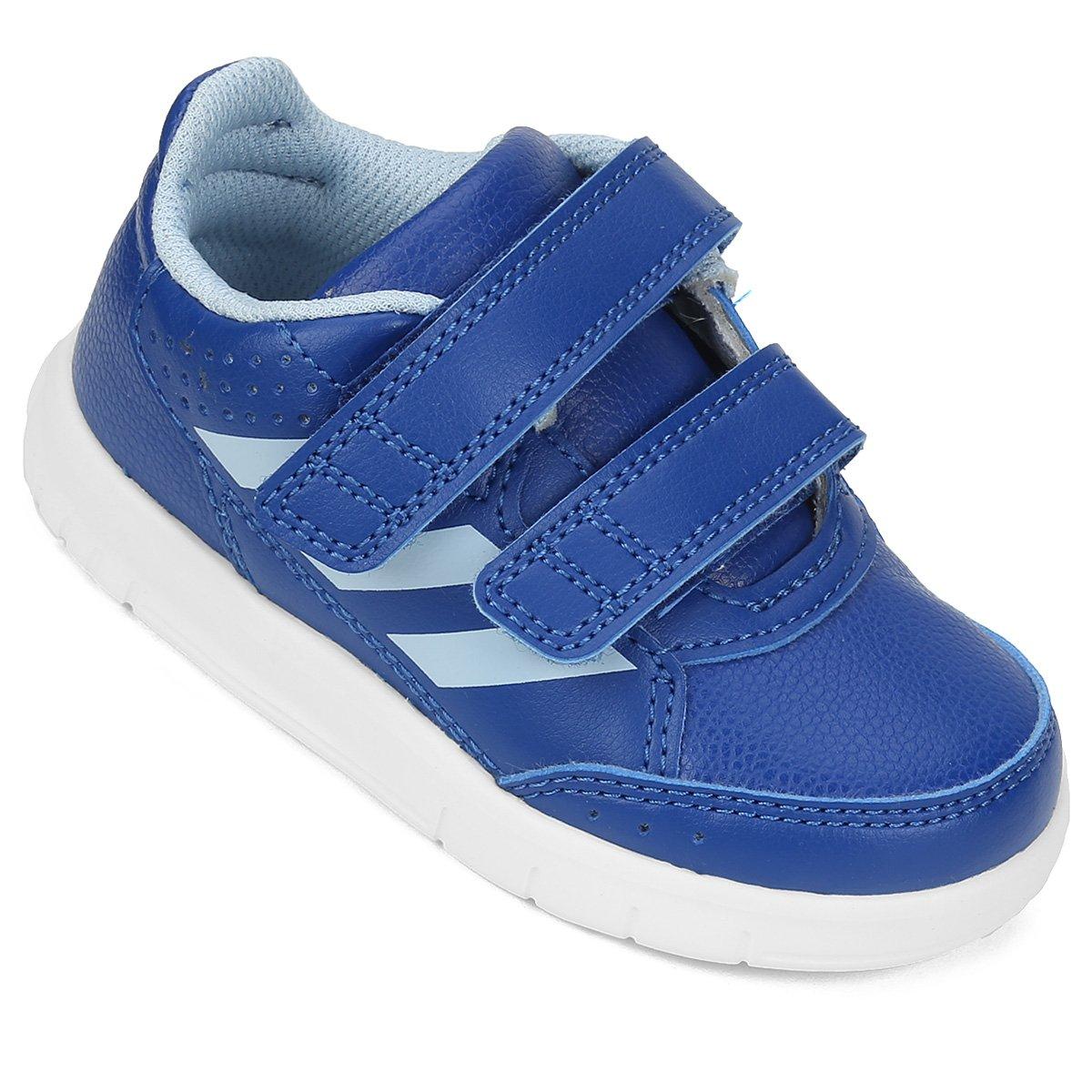 b0645b47ad21c Tênis Infantil Adidas Altasport Cf Velcro