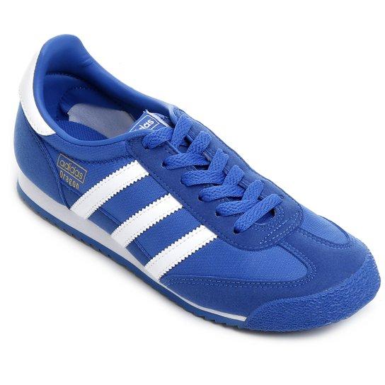 f9ec7b1b021 Tênis Adidas Dragon Og J Infantil   Netshoes