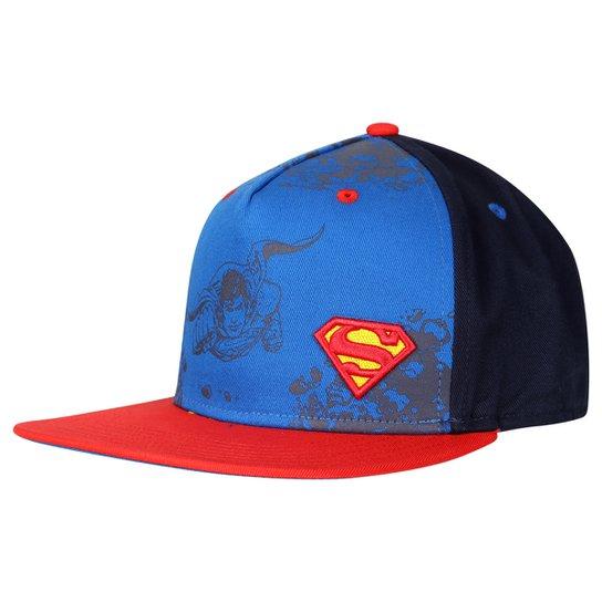Boné Puma Superman Boom Graphic - Compre Agora  26aadf6a6ec