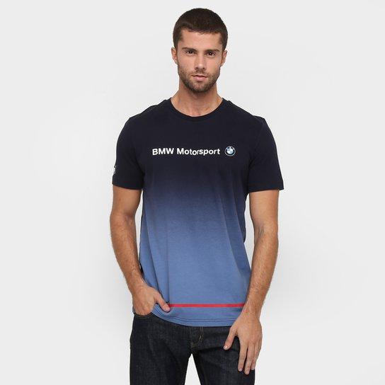 Camiseta Puma BMW MSP Logo - Compre Agora  0bce7d5151e
