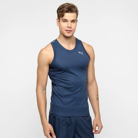 Camiseta Regata Puma Running Singlet - Compre Agora  2b0fe4f452b