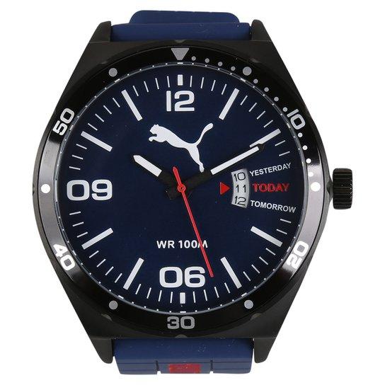 b55dd4ab4a7 Relógio Puma Analógico 96275GPPSPU2 Masculino - Compre Agora