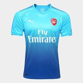 Camisa Chelsea Squad 17 18 s nº - Nike Masculina - Compre Agora ... 28845addc978e