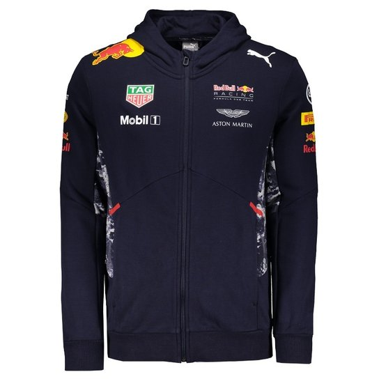 ef141c14e3 Jaqueta Puma Red Bull Racing Team Masculina - Compre Agora