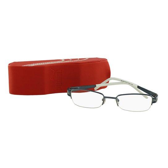 Óculos de Grau PUMA Casual Azul - Compre Agora   Netshoes 7ce7e77106