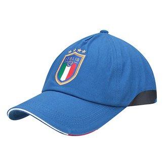 Boné Puma Itália Aba Curva Training 561659c8cd6