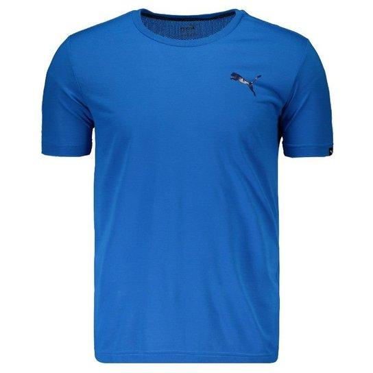 4734c6f378 Camiseta Puma Active - Azul