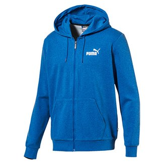 Jaqueta Puma Elevated ESS FZ Hoody TR Masculina