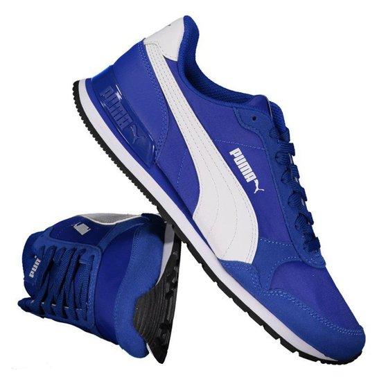 8be1ac6024 Tênis Puma ST Runner V2 NL Masculino - Azul