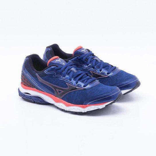 241274c699a Tênis Mizuno Wave Mirai P Masculino - Azul - Compre Agora