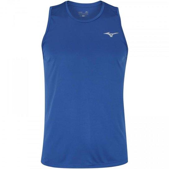Camiseta Regata Mizuno New Masculina - Azul - Compre Agora  3f13fab8e4d