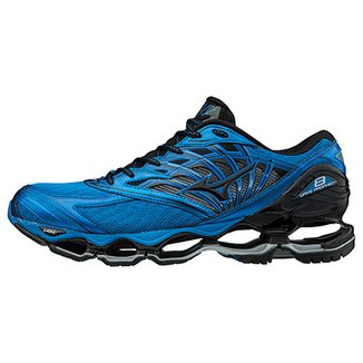 Compre Tenis Mizuno Wave Prophecy 2 Anthracite Electric Apple Green ... aaf4eee50a485
