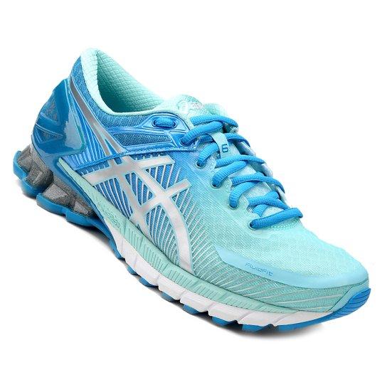 Tênis Asics Gel Kinsei 6 Feminino - Azul - Compre Agora  6dd2e6f0b8088