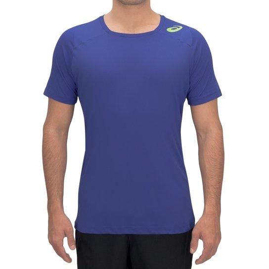 7f59a0427b7c9 Camiseta Asics Tennis Pa Ss - Compre Agora