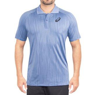 Camisa Polo Asics Tennis Challenger f0e71bcea28