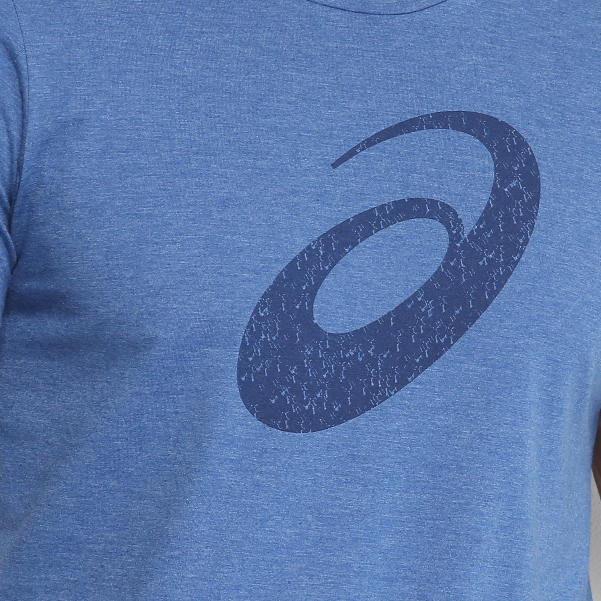 Camiseta Asics Workout Spiral SS Masculina - 3