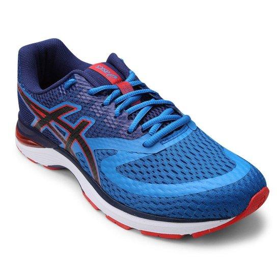 Tênis Asics Gel Pulse 10 Masculino - Azul - Compre Agora  7cea9226b081e