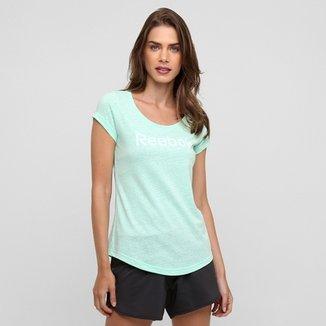 fb787863c92f4 Camiseta Reebok El Logo T W