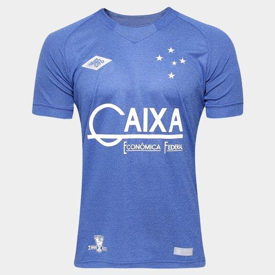 Camisa Cruzeiro III 2016 s nº Torcedor Umbro Masculina - Compre ... 6ac3ccfc4d831